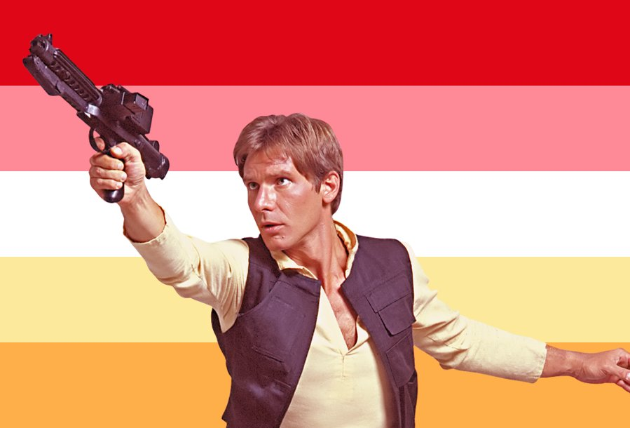 Han Solo from Star Wars is a himbo! <br>http://pic.twitter.com/I97TTWiZ9F