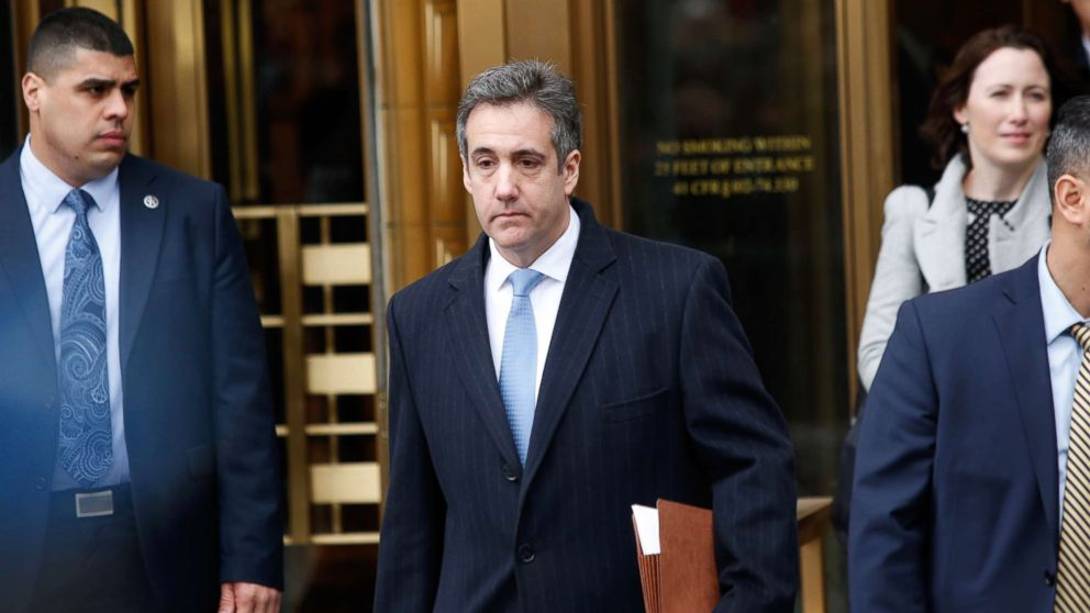 Michael Cohen has become increasingly concerned that President Trump's heated rhetoric could put his family at risk, sources tell @ABC News, giving him reservations about his highly anticipated public appearance before Congress next month. https://t.co/87k5IuBby1