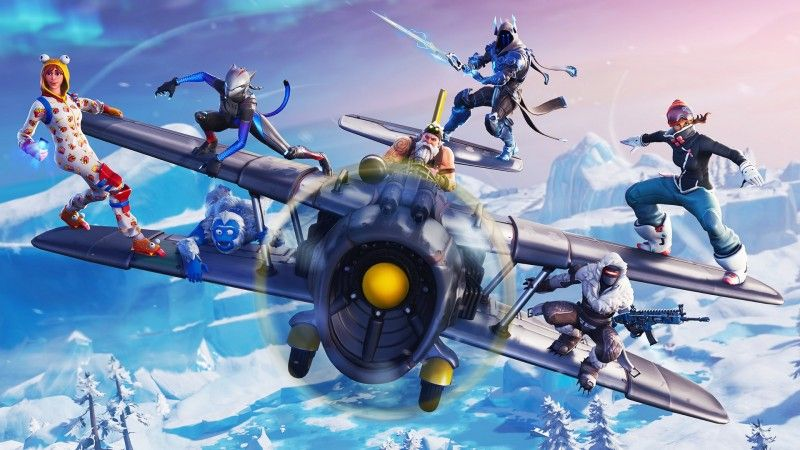 Netflix Argues That Their Real Competition Is Fortnite - https://t.co/urDrTLseP7