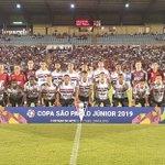 Cruzeiro x São Paulo Twitter Photo
