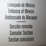 Image for the Tweet beginning: Las representaciones de México en