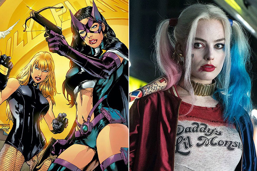 Harley Quinn Updates On Twitter The Dceu S Harley Quinn Trilogy Birds Of Prey And The Fantabulous Emancipation Of One Harley Quinn Gotham City Sirens Birds Of Prey Vs Gotham City Sirens