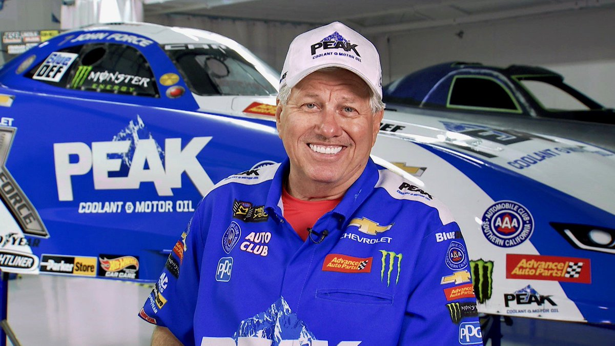 This week on  http:// Cars.TV  &nbsp;  , we sit down with Funny Car legend John Force and Top Fuel driver Brittany Force. Check out what they had to say about racing, being on the road, and winning championships! @JFR_Racing @NHRA<br>http://pic.twitter.com/T4S1MZIoWG