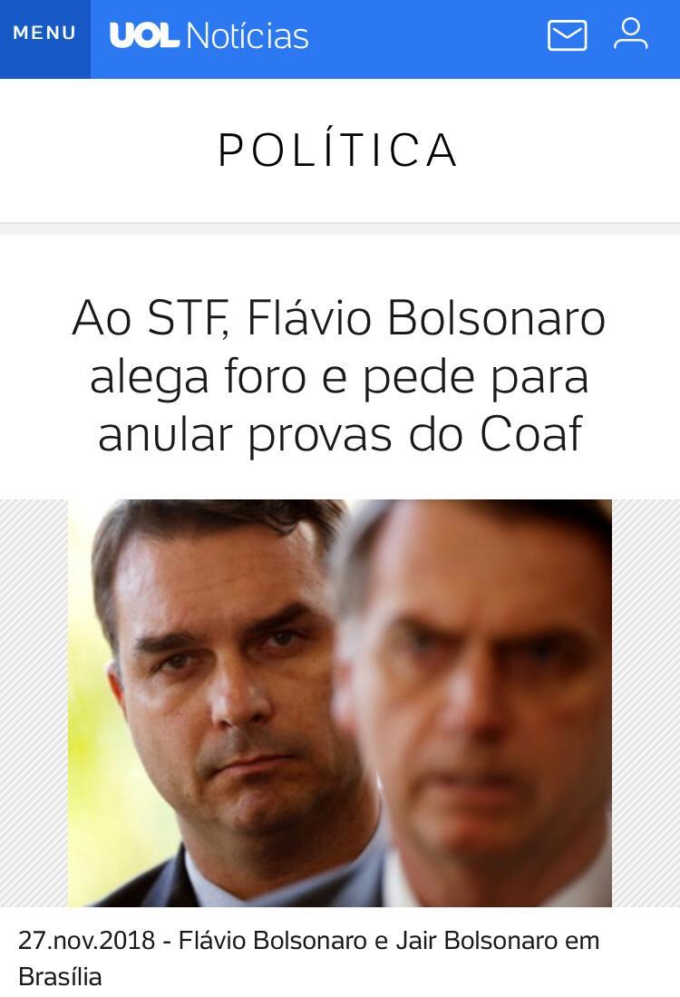 Investigação ia chegar na Micheque Bolsonaro e no capetao. STF mandou parar tudo. Em Brasilia, muita gente ja comeca a duvidar que Jair coma panetone no Alvorada este ano. #Queiroz  #Laranja