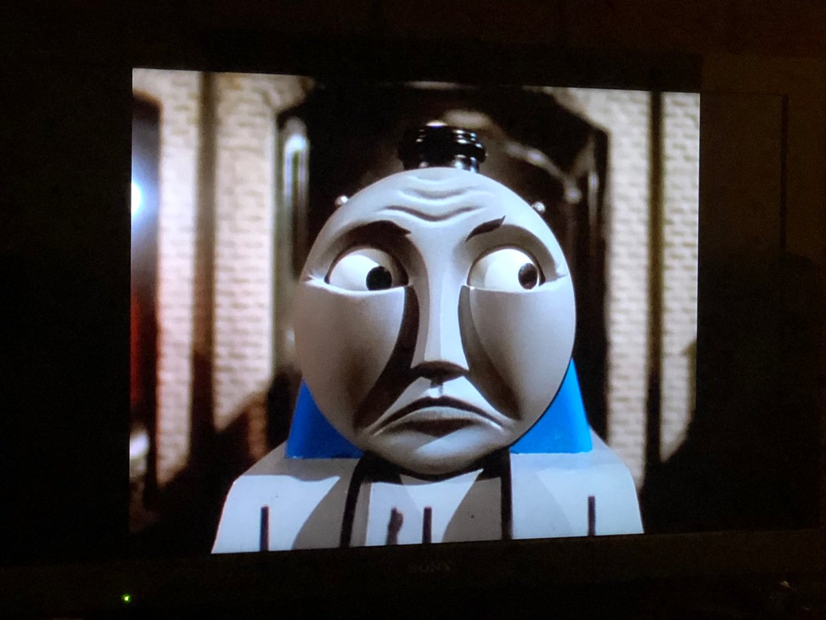 Subscribed to Netflix to watch Buster Scruggs...awful. So now watching Thomas the tank which is much better