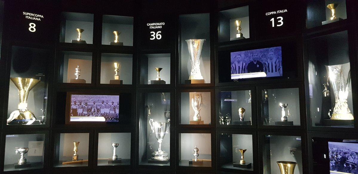 #Supercoppa #JuveMilan (1-0) ⚪⚫🔴⚫: 📸 La octava #Supercoppaitaliana 🏆 ya se encuentra en el #JMuseum ✅.  #SuperJuve