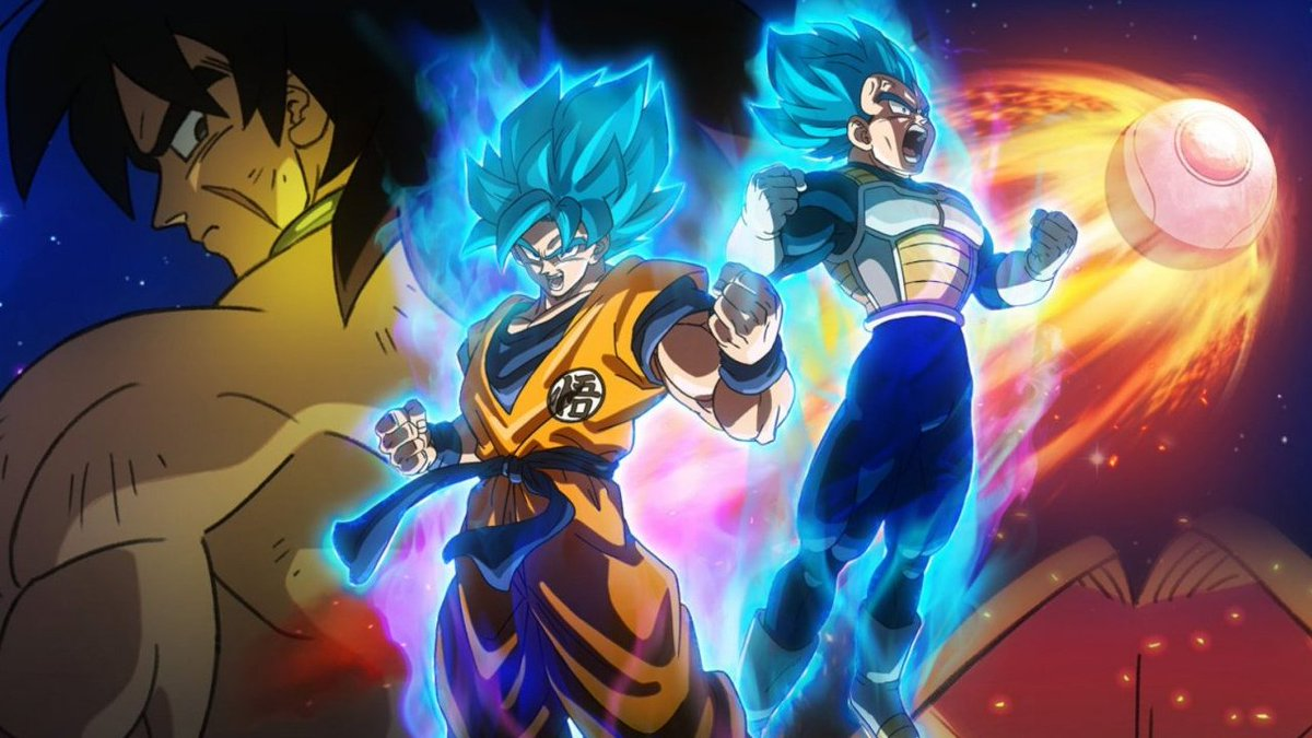 #DBSuperBroly is Funimation's biggest US box office opening ever.  https://t.co/7kBbGJnhqr