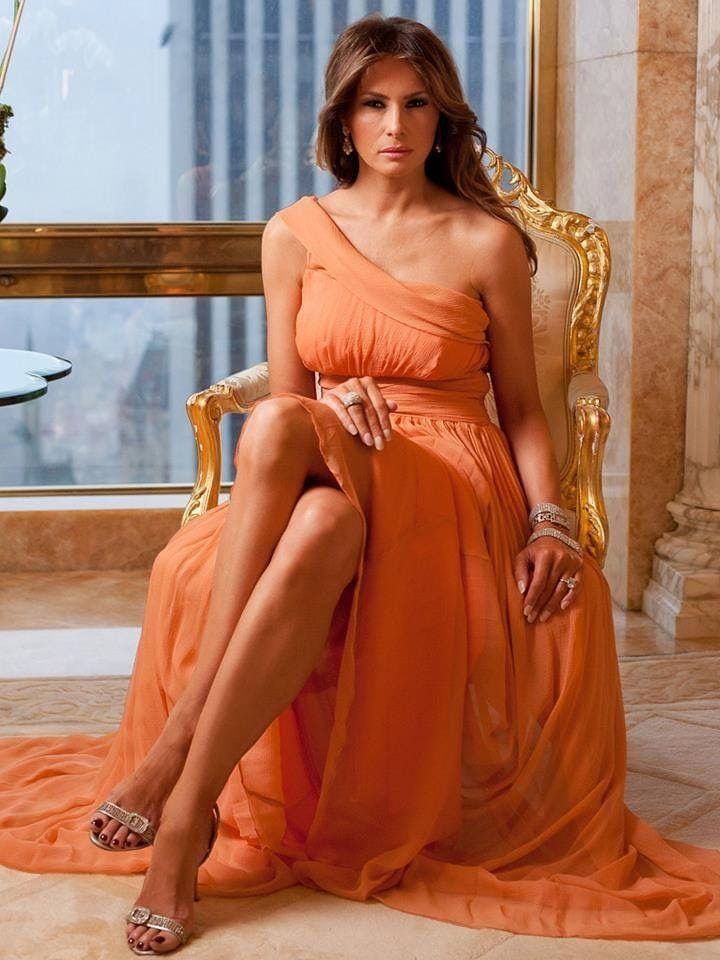 Dr. Robert Fortuna's photo on Melania Trump
