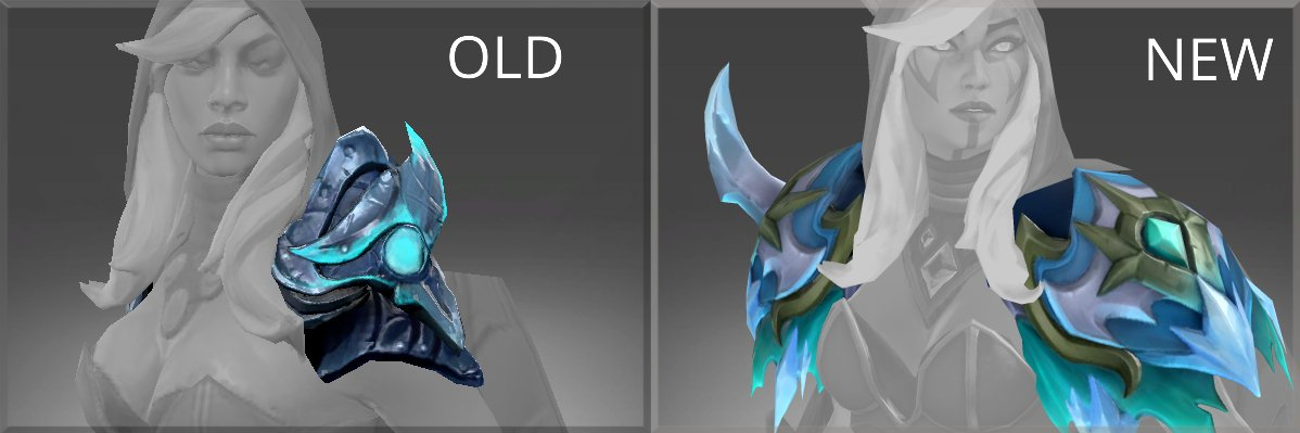 Dotabuff On Twitter Incoming Drow Ranger Remodel