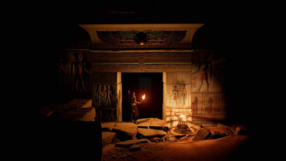 #photomode #AssassinsCreed #Origins #Ubisoft #PS4share https://t.co/X8Q0GYLoGU