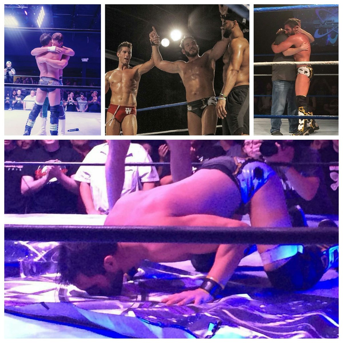 2 years is a long time..  See ya this weekend, @WWNEVOLVE<br>http://pic.twitter.com/GOskvmVhyn