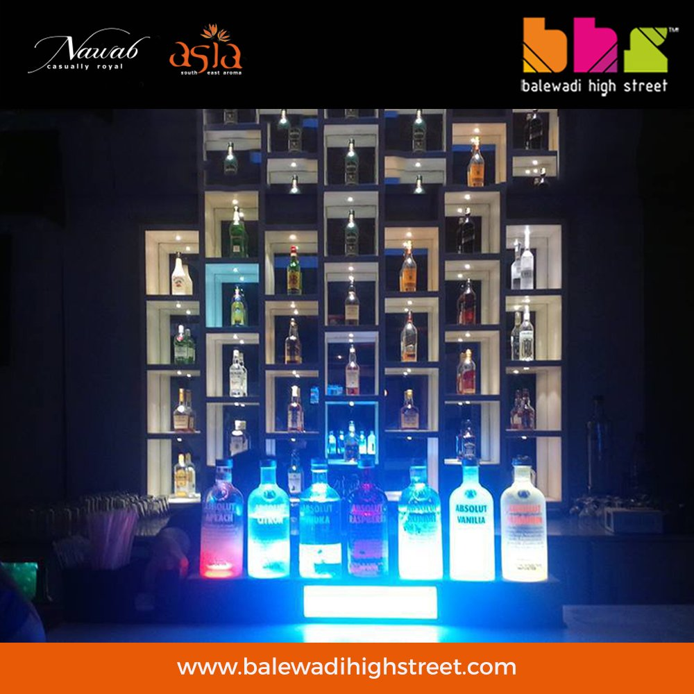 Always make time for the finer things in life & by finer things we mean #cocktails! See you tonight! #nawabasia #weekday #experience #punefoodies #punerestaurants #BHS #pune #spoiltbychoice #lifeatbhs #worldcuisine #perfecthangout #hangoutdestination #placetobe