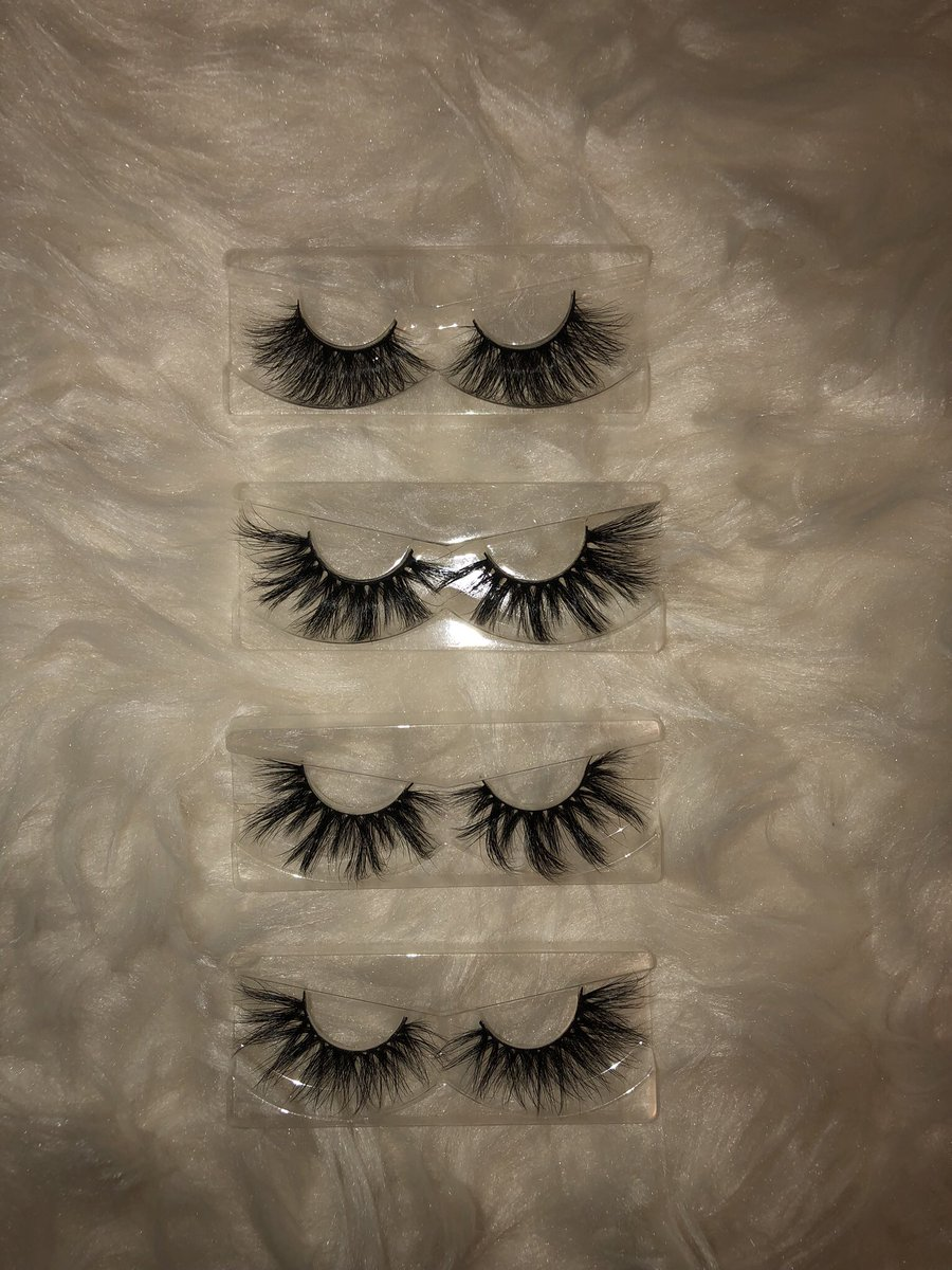RT @TheyKnowChels: 25MM MINK LASHES ON SALE $8-$10! 2 DAY SHIPPING! https://t.co/mslQxlXE5c PURCHASE YOURS NOW ❤️💕🛍 https://t.co/WUf7BZLU6x