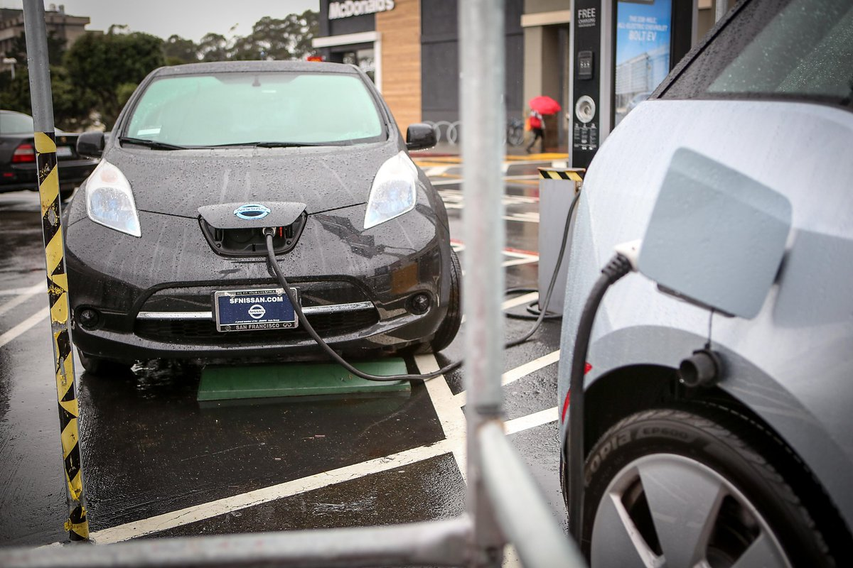 Millions More Electric Cars On The Road Over Next Decade But Planned Bankruptcy Of Pg E Could Complicate Efforts To Achieve That Goal