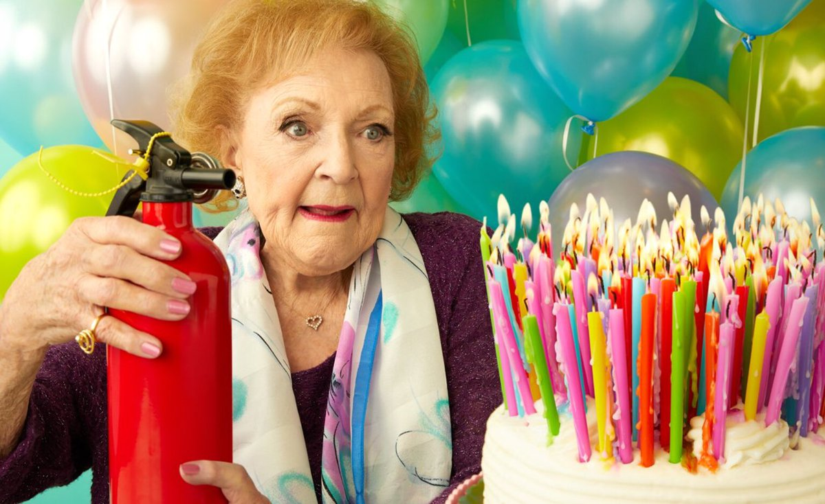 Happy 97th birthday to Betty White, you are a remarkable and funny lady. <br>http://pic.twitter.com/DrmLLgr0rI