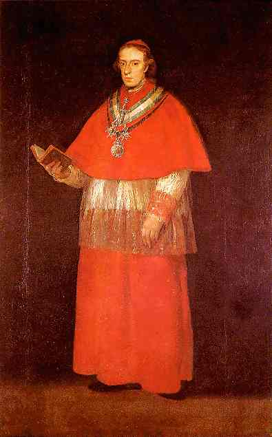RT @artistgoya: Cardinal Luis Maria de Borbon y Vallabriga, 1800 #spanishart #franciscogoya https://t.co/41HxVFXeQn