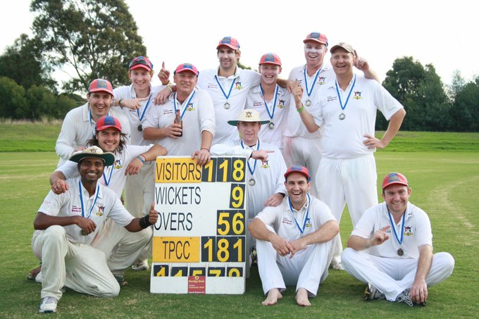#FlashbackFriday to our 2010/11 Premiership win over CUCC Kings. A great day for the club! #trakkers Photo