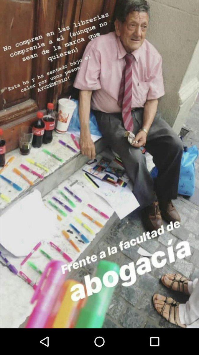 RT @1guachapiola: QUIERO QUE LXS ESTUDIANTES DE SANTA FE QUE LO VEAN LE COMPREN TODO https://t.co/8mdgzwJfSt