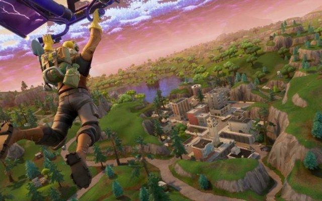 >@EstadaoLink Fortnite rendeu US$ 2,4 bilhões à Epic Games em 2018 https://t.co/m79t6foJCl