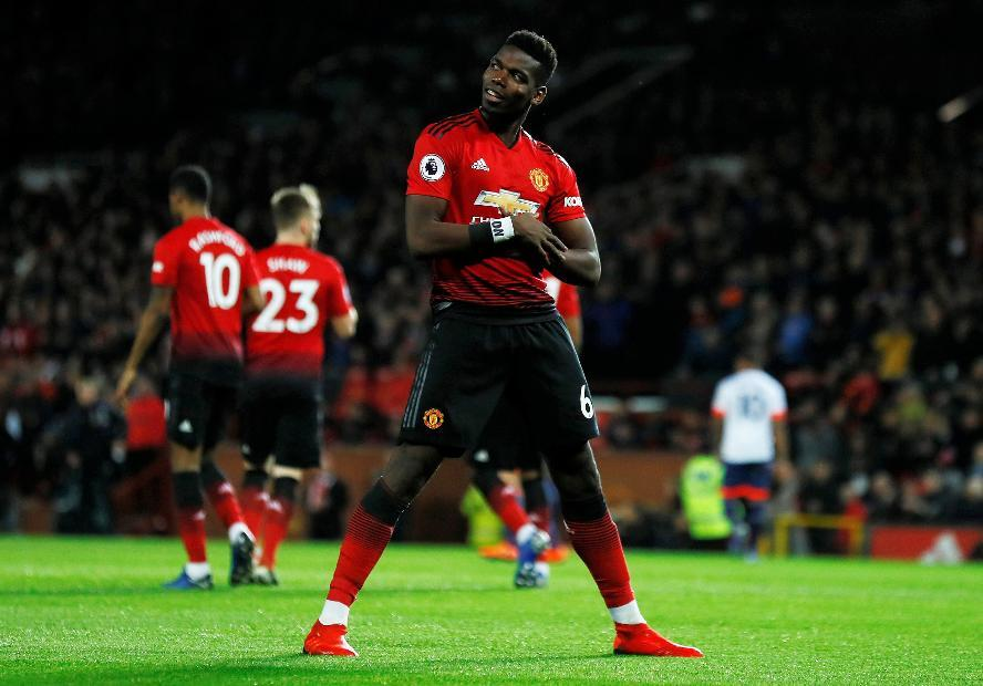 Paul Pogba could achieve a rare Man Utd record this weekend  Matchweek 23  stats:  http:// preml.ge/UMgzr2  &nbsp;  <br>http://pic.twitter.com/DsxM9ClkCr