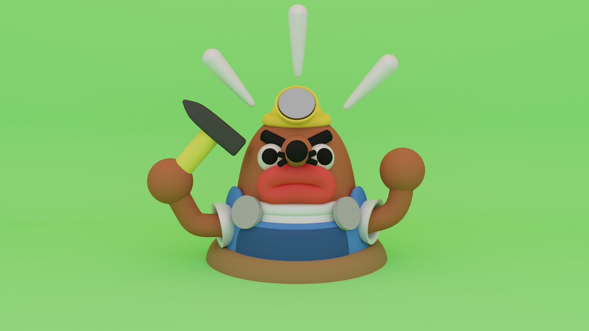 never forgetti, or you will be face Mr Resetti #Blender3d #b3d<br>http://pic.twitter.com/riqAT3mUMY