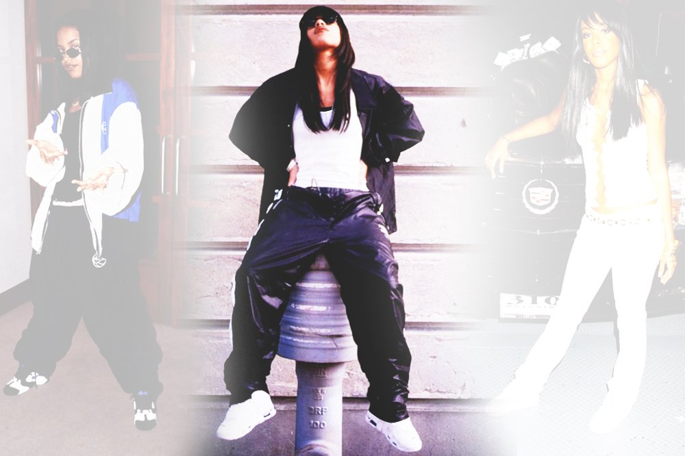 Aaliyah's 10 Greatest Sneaker Moments | The Source
