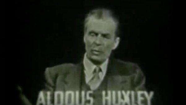 Aldous Huxley Tells Mike Wallace What Will Destroy Democracy: Overpopulation, Drugs & Insidious Technology (1958) https://t.co/wsoYMFVvTy