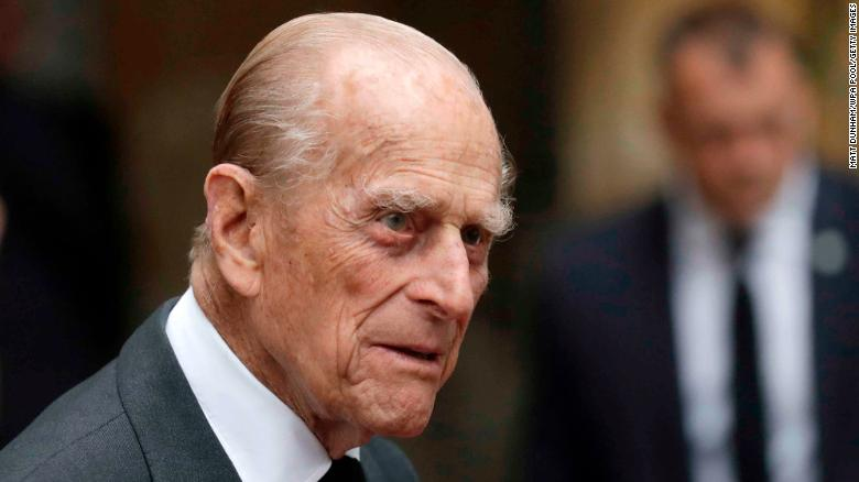 Britain's Prince Philip, husband of Queen Elizabeth II, has emerged unhurt after a traffic accident in which the 97-year-old's Land Rover flipped onto its side https://cnn.it/2FGNp1d