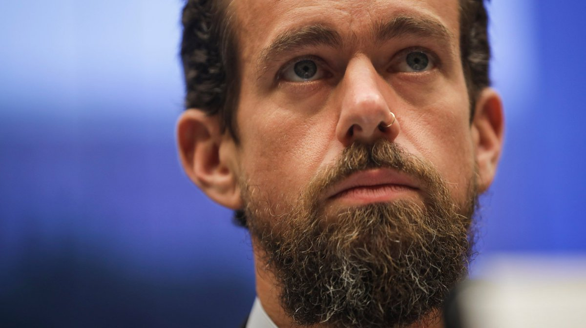 Twitter CEO: We'd 'talk about' banning Trump if he told followers to kill journalists https://t.co/vlpSb2zTHR