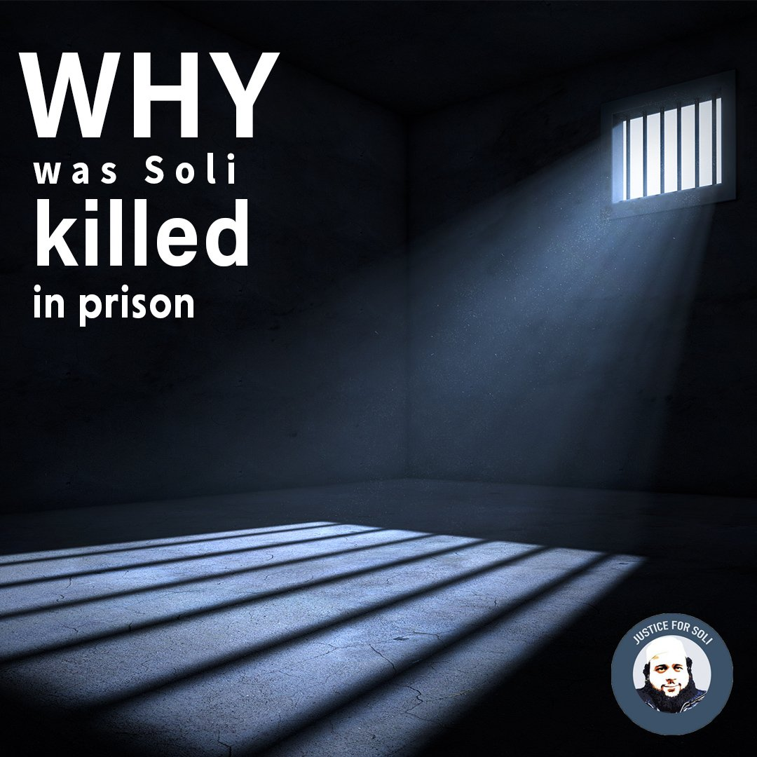 Justice For Soli's photo on #Freedom