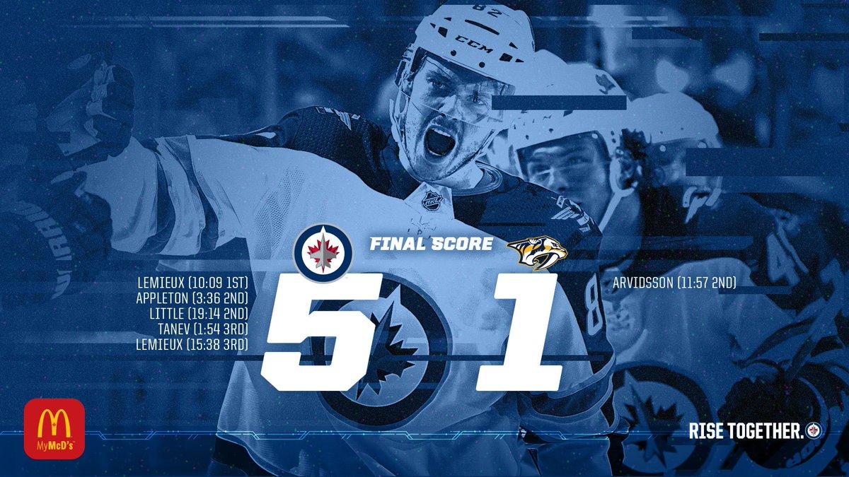 Winnipeg Jets's photo on Bryan Little
