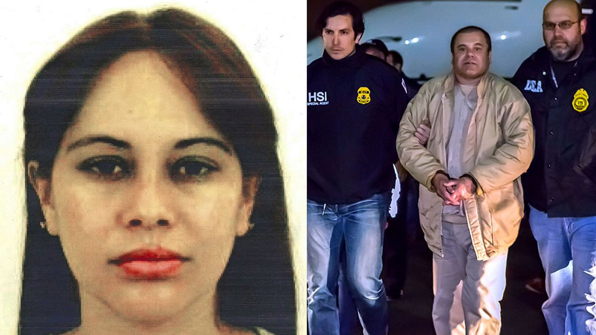 Lucero Guadalupe Sanchez Lopez was already trapped in an impossible extramarital relationship with a feared drug lord when she found herself in an even crazier bind — fleeing through an underground tunnel, her outlaw love interest in the buff https://t.co/18WbdVULVL