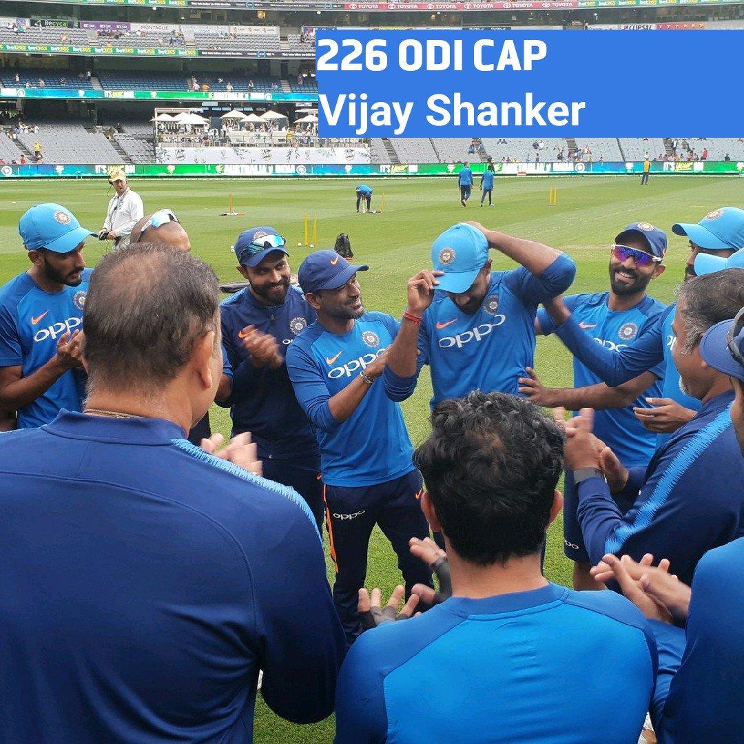 Congratulation vijayshankar