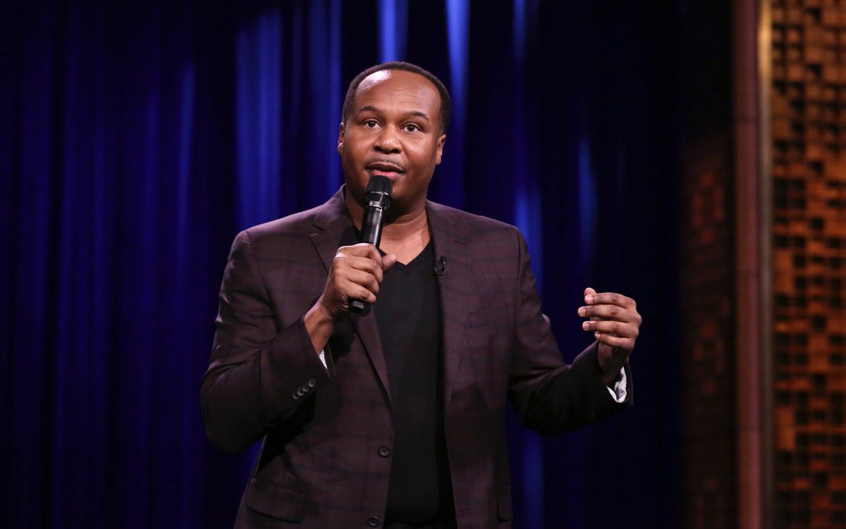 Black mama's make you wear a jacket on late night. I'm on @FallonTonight promoting! 'No One Loves You' Jan 25 on @ComedyCentral  📷: @AndrewLipovsky/NBC