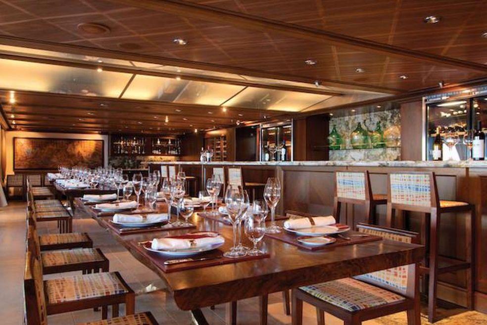 Oceania Cruises Creates Dom Perignon Tasting Menu