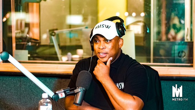 A man that needs no introduction @robertmarawa is our guest today on #FamousFreshFridays #FreshBreakfast Photo