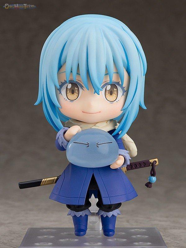 Nendoroid Rimuru #preorder #OHT #Nendoroid #ThatTimeIGotReincarnatedAsASlime   https://www.otakuhobbitoysph.com/product/nendoroid-rimuru/…
