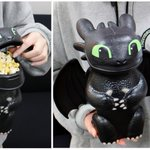 #Toothless Twitter Photo