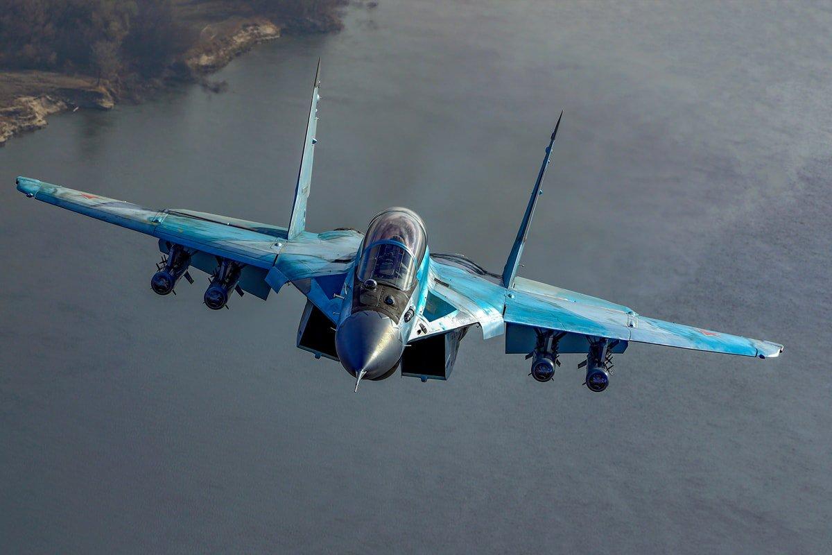 روسيا ستشتري 14 مقاتله Mig-35 اضافية في عام 2020  DxL1ep1WwAAJ3CY