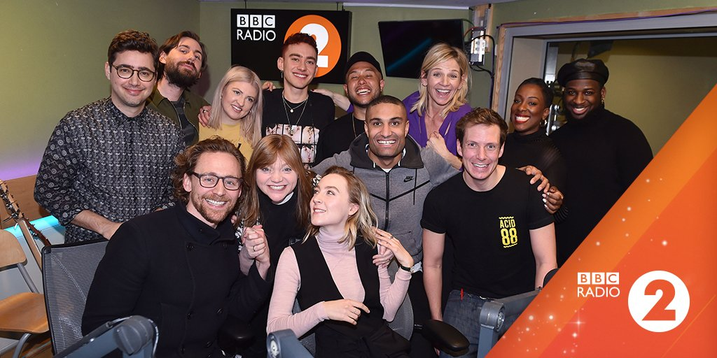 Week 1 of The @ZoeTheBall Breakfast Show = Complete ✅ 👏 👏 👏 👏 👏  Catch up on this morning's showbiz spectacular on @bbcmusic now! 👉 https://t.co/MvWydzAcBT