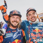 Another gruelling #RallyDakar comes to a close! 💪🏁 Shout out to the awesome Red Bull Desert Wings squad and congrats to all of the winners 🏆👉 https://t.co/9GzGQYUQUn