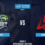 Image for the Tweet beginning: We're LIVE with Dust 2!  @Team__Spirit