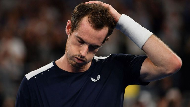 Sky Sports Tennis's photo on Andy Murray