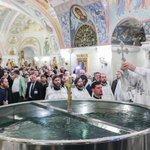 Патриарх Кирилл Twitter Photo