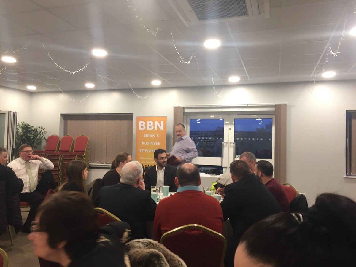 Absolute pleasure to be a part of history this morning! Maidstone's first ever BBN meeting. @BriansBN looking forward to spending time with the 50 like minded and passionate business owners. Thanks for the warm welcome Brian! #networking #PassionForBusiness #VirtualAssistant <br>http://pic.twitter.com/1wRynK8DLD