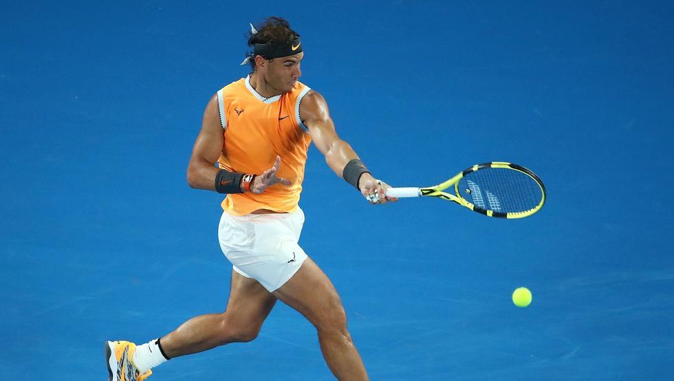 FINAL: Rafa Nadal se clasifica para los octavos de final del #AustralianOpen por la vía rápida (6-1, 6-2, 6-4) https://t.co/yA1beKMkYG
