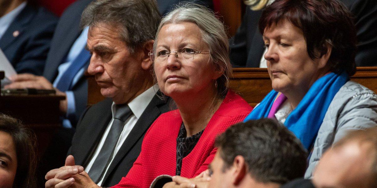 PMA et 'écoles coraniques' : la députée LREM Agnès Thill va-t-elle être exclue du groupe? https://t.co/TV2tCunQSE