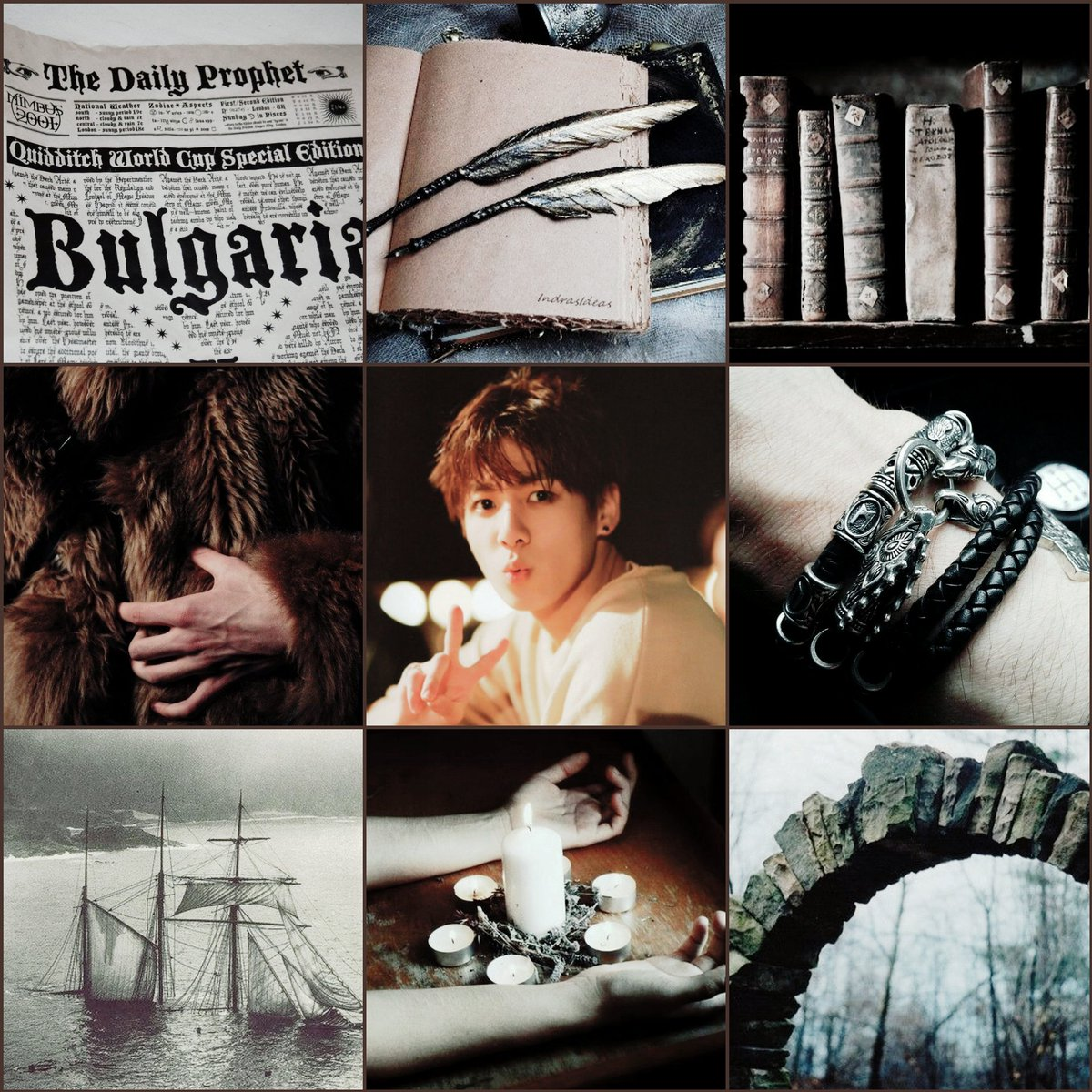 Cass On Twitter Beauxbatons Jimin And Durmstrang Jungkook Moodboards Inspired By Kooksoshook S Edits Ask hogwartshousehabits a question #beauxbaton #durmstrang. cass on twitter beauxbatons jimin