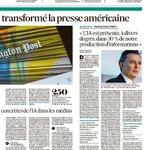 Image for the Tweet beginning: [#mustread] #IA et #journalisme dans