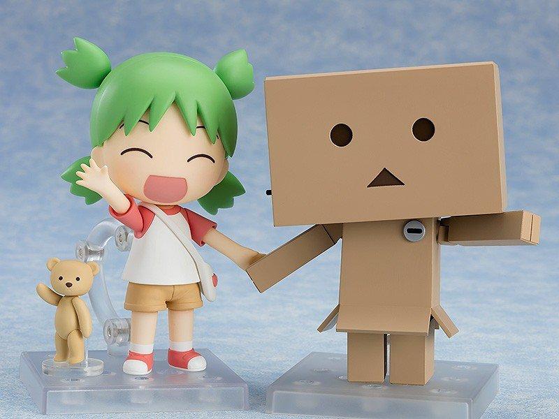 The already adorable Yotsuba and her Robot friend Danbo get even more adorable as Nendoroids!  Pre-orders available here 🍀 http://ow.ly/u3xR30nlpLN 🍀  #Yotsuba #Danbo #Nendoroid